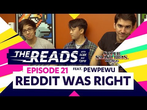 The Reads With Scar & Toph Episodes #21 Ft PewPewU