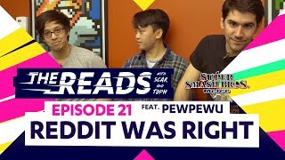 The Reads With Scar  Toph Episodes 21 Ft PewPewU