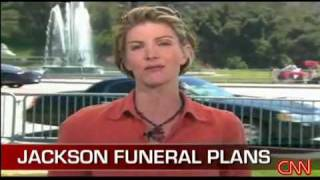 Where Michael Jackson Will Be Buried! (Exclusive Funeral Plans)