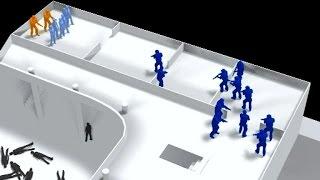 Bataclan: comment l'intervention policière s'est déroulée