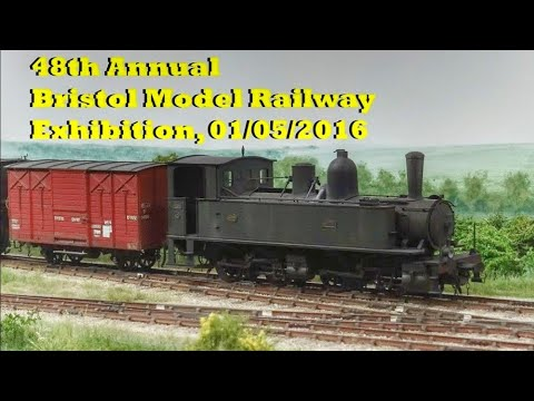 48th Annual Bristol Model Railway Exhibition, 01/05/2016