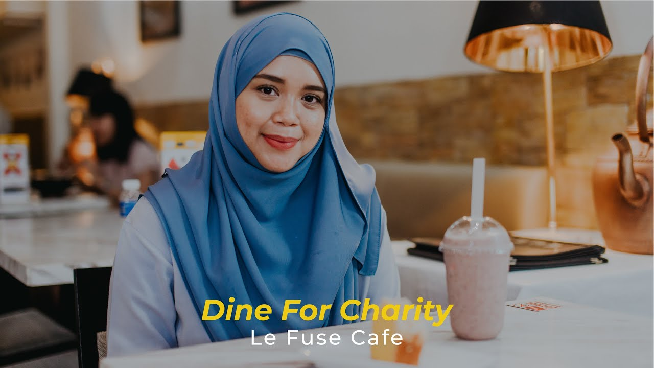 Dine for Charity * Le Fuse