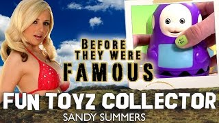 Disney Toy Collector - Before They Were Famous - SANDY SUMMERS