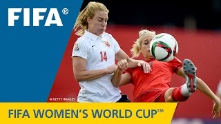 HIGHLIGHTS: Germany v. Norway - FIFA Women
