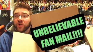 GOT ANOTHER WWE COLLECTION in the Fan Mail?? Unboxing Mattel Wrestling Figure elites from YOU