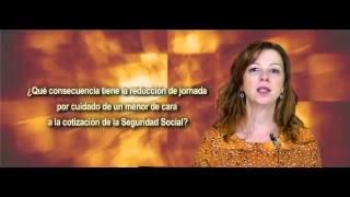 Reducción de jornada por cuidado de menor y cotización a la Seguridad social