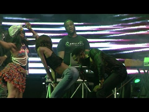 D'BANJ D KOKOMASTER  LIVE PERFORMACE WAS A HITS BACK TO BACK (Nigerian Entertainment)