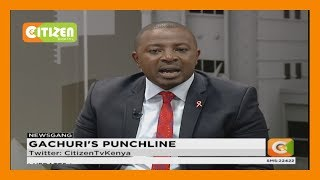 Gachuri's Punchline | 11 needles GSU officers' deaths in Garissa