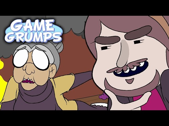 Game Grumps Animated - Granny's House - by Seamus Lynch