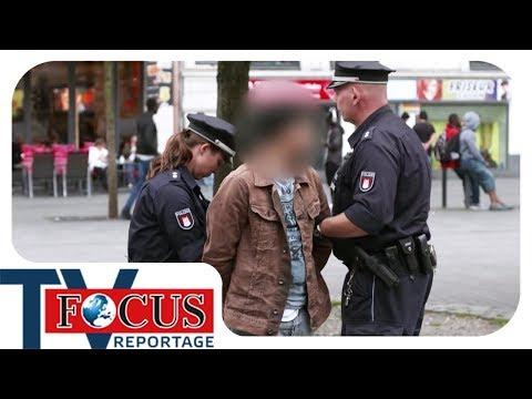 Kriminalitäts-Hotspot Hamburg - Polizei Im Kampf Gegen Problembezirke  | Focus TV Reportage