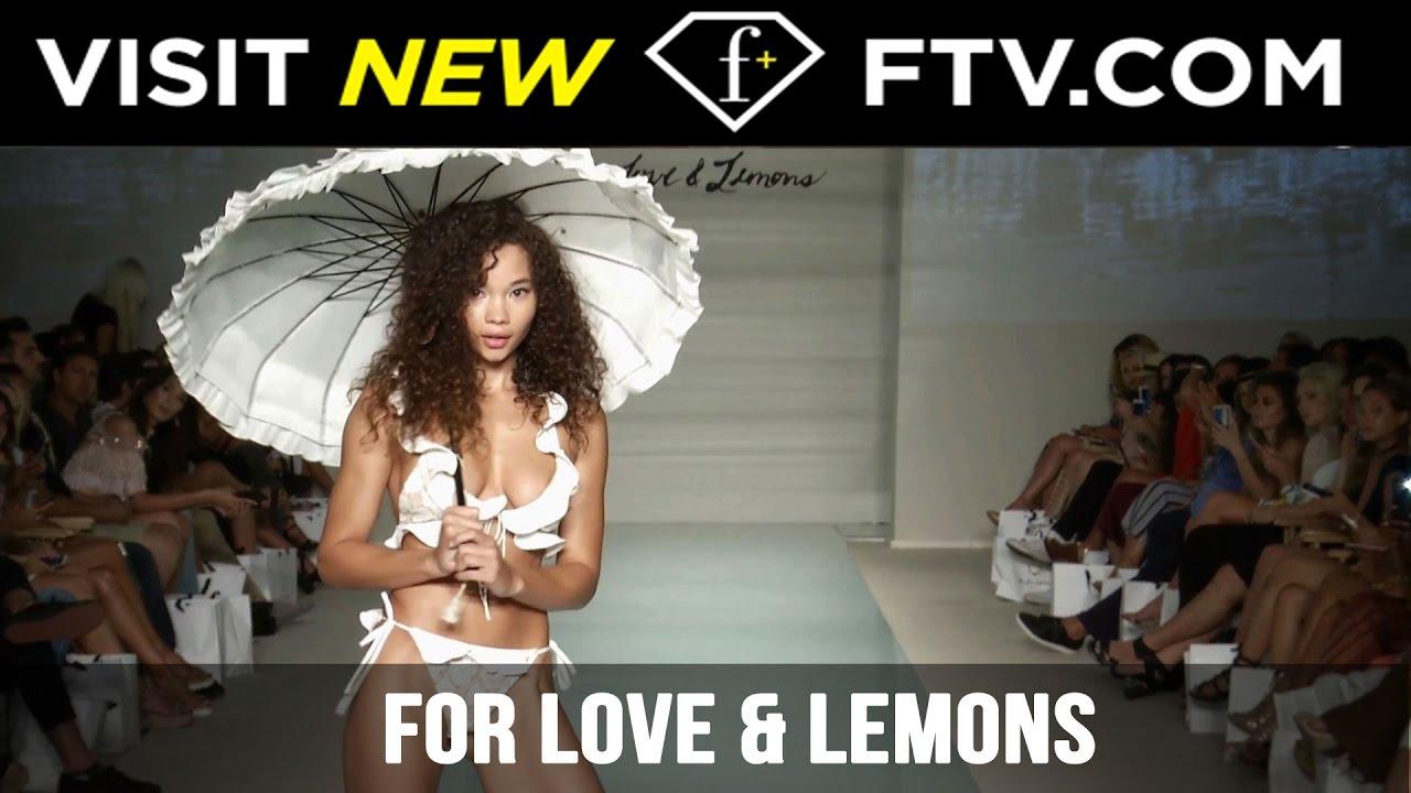 Miami Beach Funkshion 2016 - For Love & Lemons | FTV.com