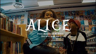 Pozzie Mazerati - ALICE (Official Video) ft. Nc.Abram