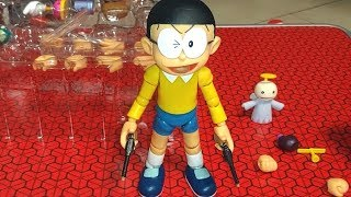 S.H.F 盜版大雄可動模型【廢片 #8】