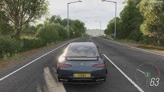 Forza Horizon 4 - 2018 Mercedes-AMG GT 4-Door Coupé Gameplay [4K]