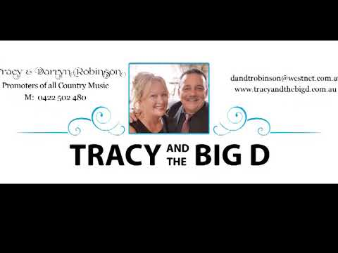 Ryan Daykin joins Tracy & the Big D on 104.9 Sunshine FM, March 2019