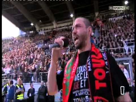 Toulon gear up for Heineken Cup action with the Pilou Pilou