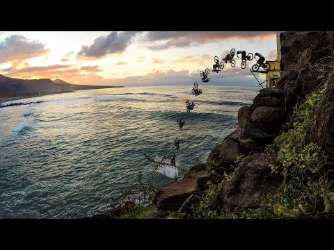GoPro: Danny MacAskill - Cascadia - Filming The Final Jump