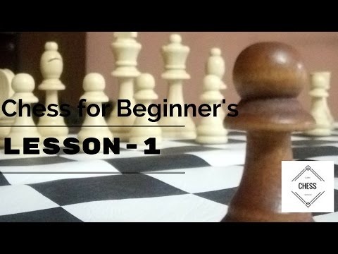 Chess for Beginners Lesson 1Chess in heart chess in life