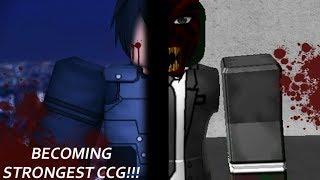 "Gcc "" STRONGEST "" dans le serveur!!! : ""Ro-Ghoul [Alpha/Testing]"" Gameplay sur ROBLOX"