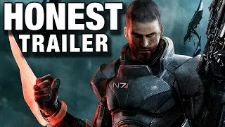 MASS EFFECT (Honest Game Trailers) thumbnail