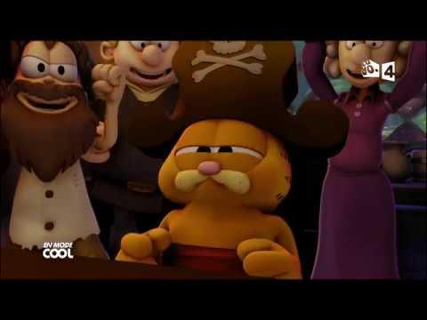 Garfield cie saison 4 contre vents et mar es part2 youtube - Garfield et cie youtube ...