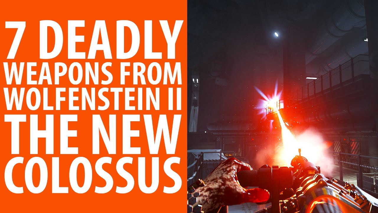 Wolfenstein 2: The New Colossus: trailer, release date, gameplay