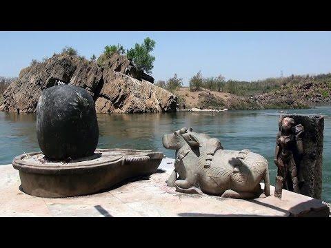 Narmada River at Bhedaghat