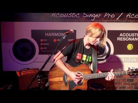 [NAMM] Boss Acoustic Singer Live