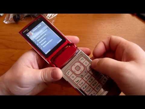 Посылка из Китая. Телефон Nokia N76. Made in Finland?