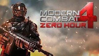 Modern Combat 4 Zero Hour Missão 1 parte 1_2