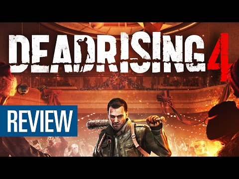 Dead Rising 4: Review der Zombie-Schlachtbude