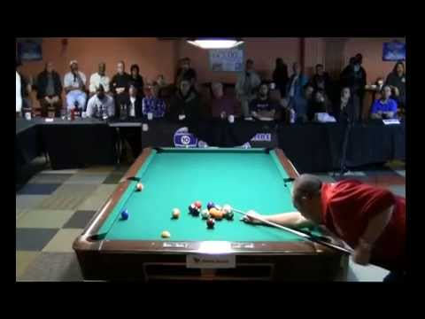Scott Frost vs. Alex Pagulayan - California Billiards