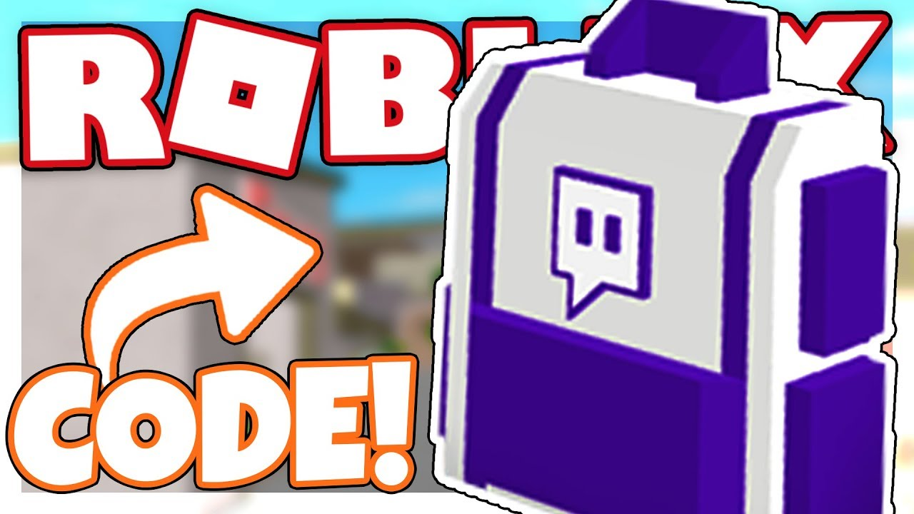 Code How To Get The Twitch Bag Roblox Woodcutting Simulator