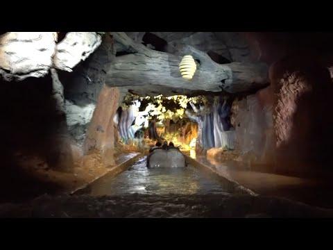 Splash Mountain - Front Row HD POV Ultra Low Light : Magic Kingdom