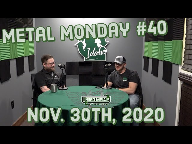 Metal Monday #40 with Nick and Brett