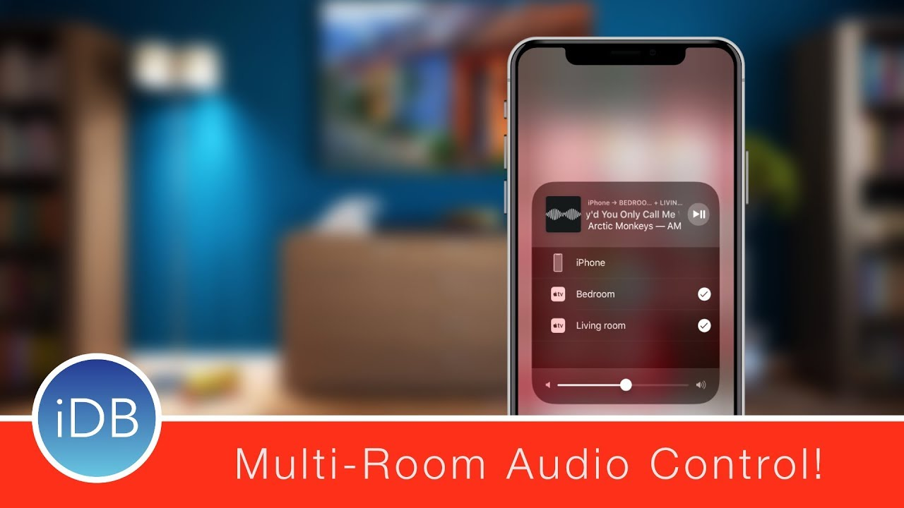 hands on with airplay 2 in ios 11 3 and tvos 11 3 multi. Black Bedroom Furniture Sets. Home Design Ideas