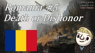 HoI4 - Death or Dishonor - Romania - Part 5