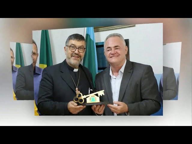 Agradecimento da Região Cotia a Dom João Bosco