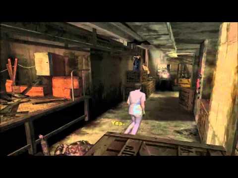 Resident Evil Outbreak - File #2 Online (EOTR VH Horror Mode)