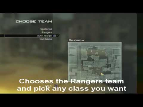 MW2 - GLOBAL THERMO-NUCLEAR WAR SPLIT SCREEN SETTINGS