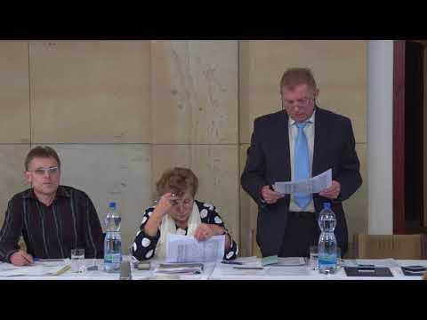 Zastupitelstvo města Hoštky - 11. zasedání ze dne 21. listopadu 2016