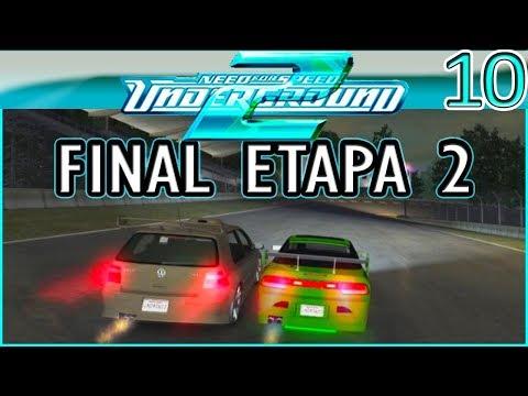 A ÚLTIMA URL DA ETAPA 2 - Need for Speed Underground 2 #10
