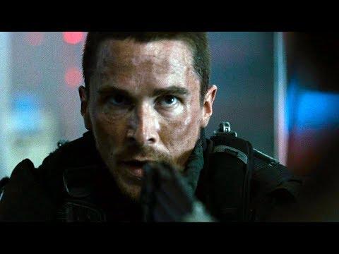 John Connor Vs T-800 | Terminator Salvation [Director's Cut]