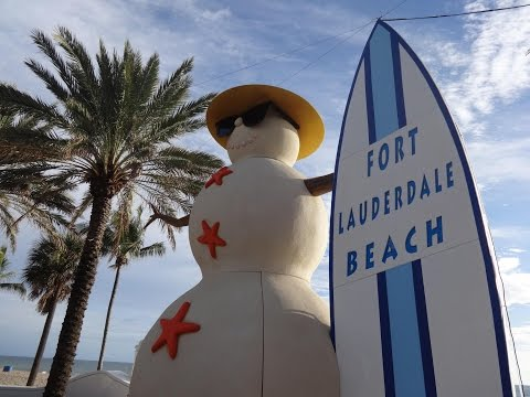 Fort Lauderdale tour and tips