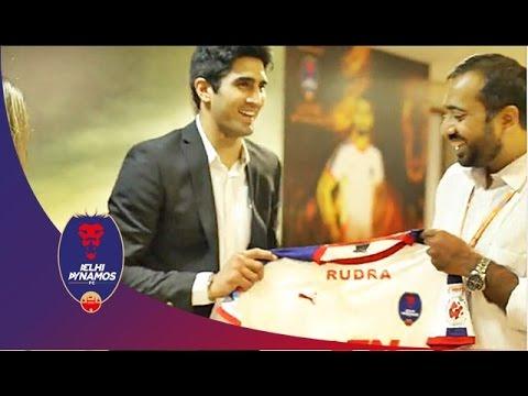 Ace Indian boxer Vijender Singh's interview