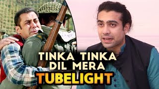 Jubin Nautiyal On He Bagged Tinka Tinka Song From Salman