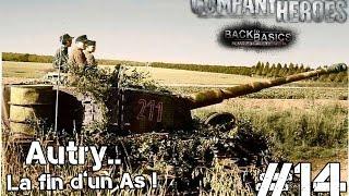 Company Of Heroes - Mission. 14 [partie-1] Autry.. La mort d