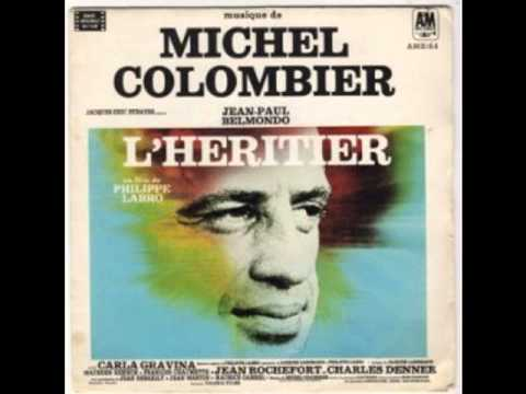 l'heritier ( michel colombier  1973