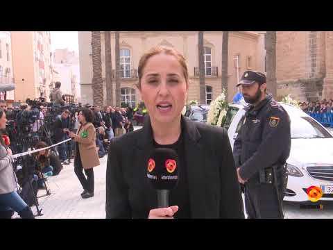 La Catedral de Almería acoge la misa funeral del pequeño Gabriel Cruz