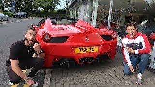 How TGE Bought FOUR Ferraris In A YEAR!